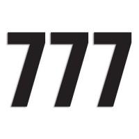 Štartovné čísla Blackbird 7