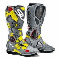 Čižmy SIDI Crossfire 2 Grey/Yellow
