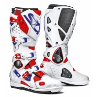 Čižmy SIDI Crossfire 2 SRS White/Red