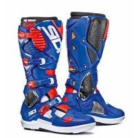 Čižmy SIDI Crossfire 3 SRS Blue/Red