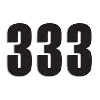 Štartovné čísla Blackbird 3