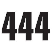 Štartovné čísla Blackbird 4
