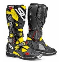 Čižmy SIDI Crossfire 2 Black/Yellow