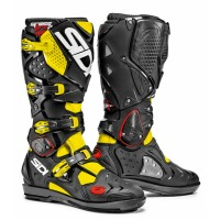 Čižmy SIDI Crossfire 2 SRS Black/Yellow