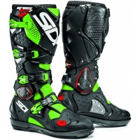 Čižmy SIDI Crossfire 2 SRS Green/Black
