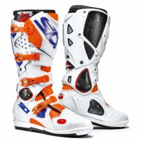 Čižmy SIDI Crossfire 2 SRS White/Orange