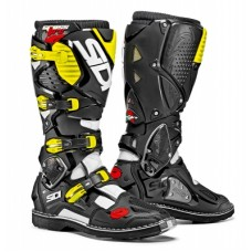 Čižmy SIDI Crossfire 3 Black/Yellow