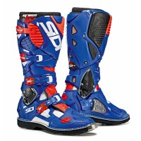 Čižmy SIDI Crossfire 3 Blue/Red
