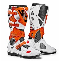 Čižmy SIDI Crossfire 3 White/Orange