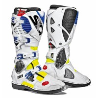 Čižmy SIDI Crossfire 3 White/Yellow