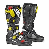 Čižmy SIDI Crossfire 3 SRS Black/Yellow