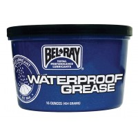 BEL-RAY WATERPROOF GREASE 454g
