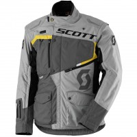 Bunda SCOTT Dualraid DP Grey/Yellow