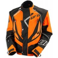 Bunda Ufo Ranger Enduro Orange