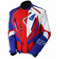 Bunda Ufo Ranger Enduro Red/White/Blue