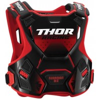 Chránič hrude Thor Guardian MX Red/Black (EN 1621-2)