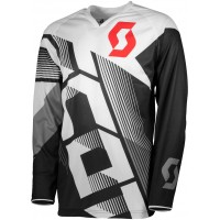 Dres SCOTT 350 Dirt Black/White