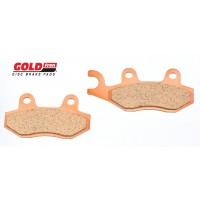 Brzdové platničky GOLDFREN 002 Can Am/CF Moto/Husqvarna/Kawasaki/Suzuki/Triumph/Yamaha