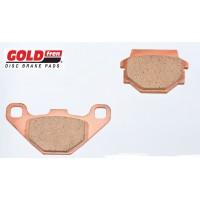 Brzdové platničky GOLDFREN 005 Aprilia/Kawasaki/KTM/Kymco/Polaris/Quadzilla/Suzuki/TGB