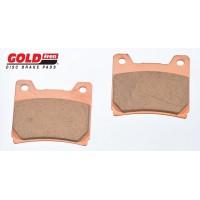 Brzdové platničky GOLDFREN 015 Yamaha 125-1300