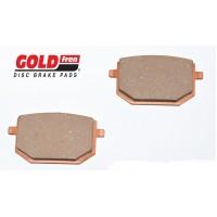 Brzdové platničky GOLDFREN 029 Yamaha XT 600 (85-90)