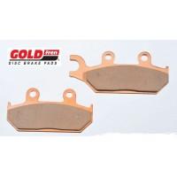Brzdové platničky GOLDFREN 033 Yamaha 600/700