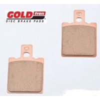 Brzdové platničky GOLDFREN 038