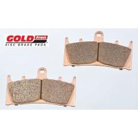 Brzdové platničky GOLDFREN 039 Kawasaki 600-1600/Suzuki 750-1600