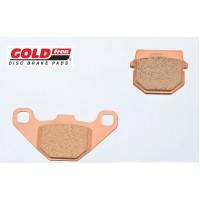 Brzdové platničky GOLDFREN 042 Piaggio 50