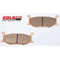 Brzdové platničky GOLDFREN 048