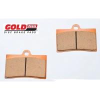 Brzdové platničky GOLDFREN 064