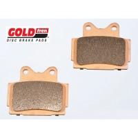 Brzdové platničky GOLDFREN 067