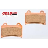 Brzdové platničky GOLDFREN 073