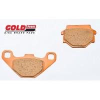 Brzdové platničky GOLDFREN 084