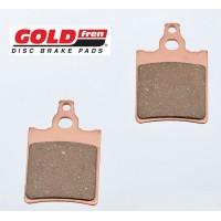 Brzdové platničky GOLDFREN 096