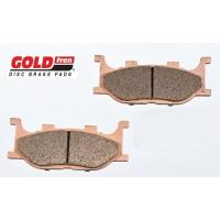 Brzdové platničky GOLDFREN 099 Yamaha 125-1300/Linhai/MBK