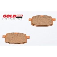 Brzdové platničky GOLDFREN 114 Quadzilla/Peugeot