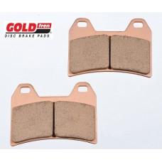 Brzdové platničky GOLDFREN 141