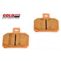 Brzdové platničky GOLDFREN 152 Aprilia/Benelli/Derbi/Ducati 620-1299/Moto Guzzi/Peugeot/Piaggio
