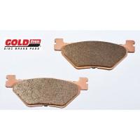 Brzdové platničky GOLDFREN 165