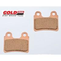 Brzdové platničky GOLDFREN 168 AJP/Beta/Gas-Gas/Sherco