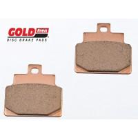 Brzdové platničky GOLDFREN 170 Aprilia 100-125