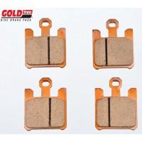 Brzdové platničky GOLDFREN 200