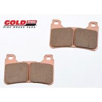 Brzdové platničky GOLDFREN 214 Honda CBR 600-1000