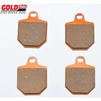 Brzdové platničky GOLDFREN 238