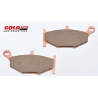 Brzdové platničky GOLDFREN 241 Suzuki GSR/GSX 400-1300