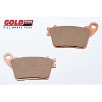 Brzdové platničky GOLDFREN 242 Honda CBR 600-1000/Kawasaki ZXR 636-1000/Suzuki