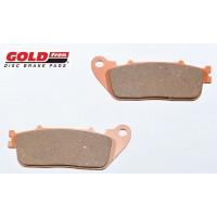 Brzdové platničky GOLDFREN 277 Honda VFR 800-1200/CB 1000