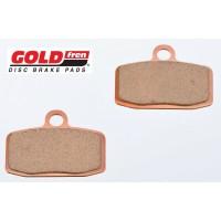 Brzdové platničky GOLDFREN 307