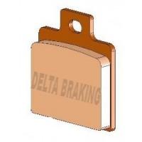 Brzdové platničky DELTA DB2330 MX-D